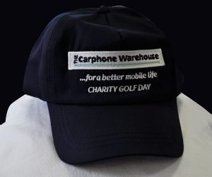 Carphone Warehouse Embroidery