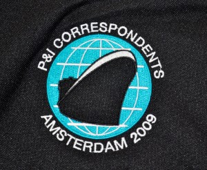 p&l Amsterdam 2009 Embroidery