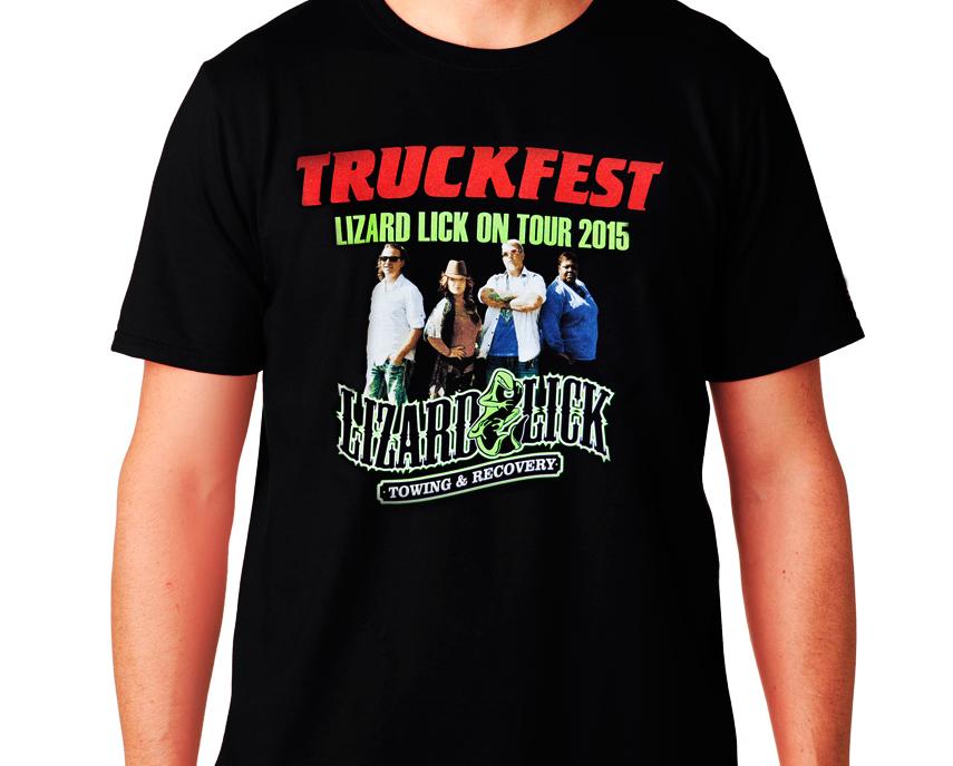 Truckfest t-shirt