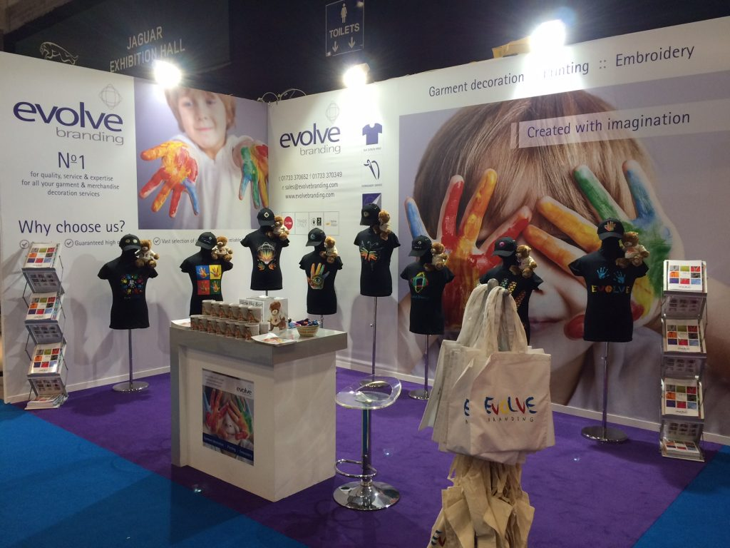 The PPD show stand - 2016
