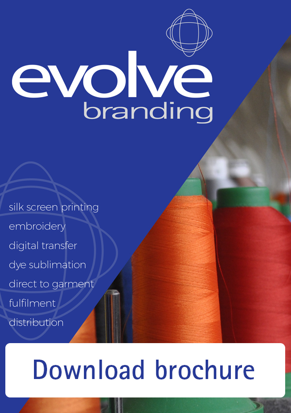 Evolve branding ltd brochure cover