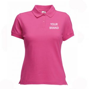 Polo shirts embroidered with your own business brand for Order company polo shirts