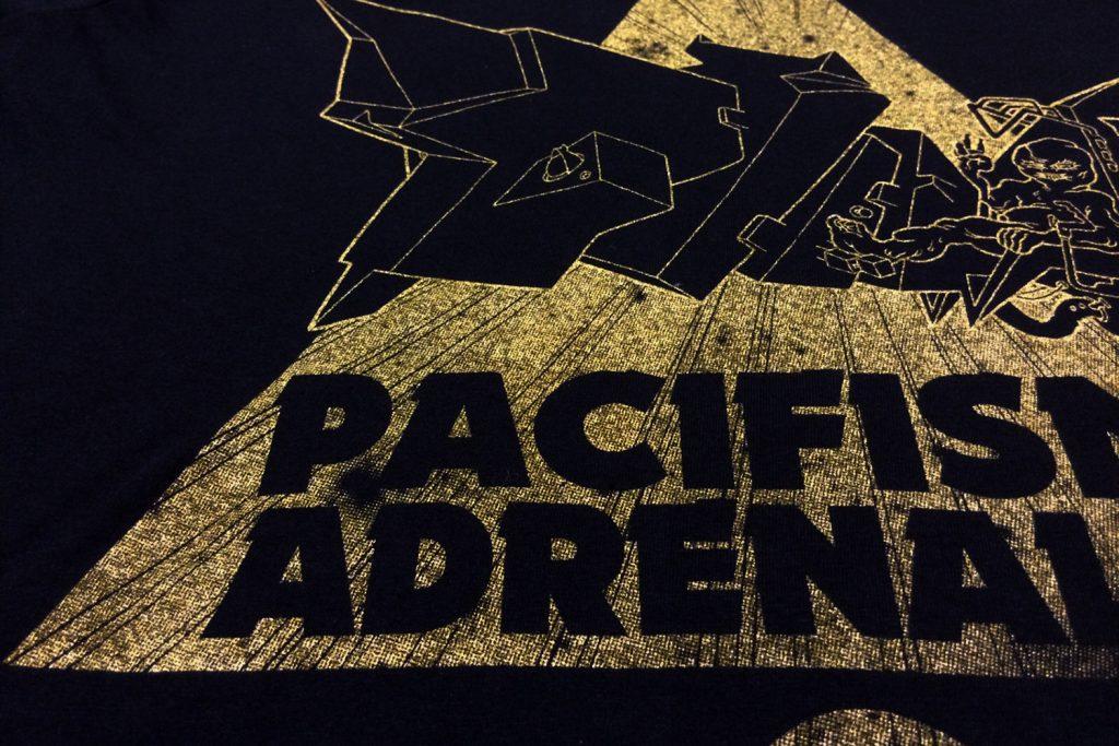 garment printing - foil techniques